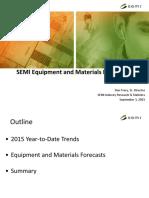 2015 SEMI Market Trends Forum-05-SEMI Equipment and Materials Outlook-SEMI-20150903