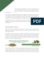 Castor Oil Production