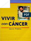 Vivir con cáncer, Javier Mahillo