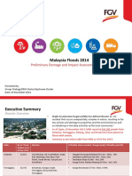 2014 Flood Assessment Report to FGV