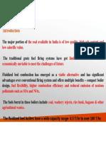 Basic of Fbc Boiler