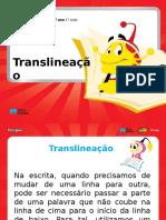 Translineação