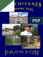 PASSION - Janvier 2016