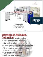 QM PM Calibration Cycle