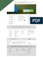 Pesticid website Design Drafts