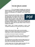 Cuentos de Carlos Lozano