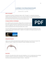 Tensegrity and Spine. A new biomechanical model by Jean Claude de Mauroy, Jean François Salmochi