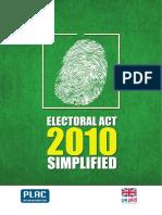Electoral Act Simplified