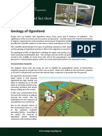 Ogoniland Factsheet Geology