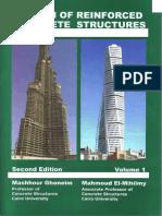 Reinforced Concrete Structures, Design