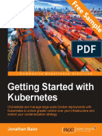 Getting Started with Kubernetes - Sample Chapter