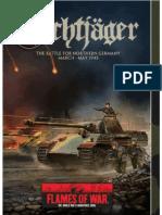 Flames of War - Nachtjager