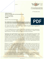 CSOs Letter to CS Foreign Affairs on UNGA HRD Resolution Final