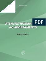 Abortamento (atenção humanizada) - MS, 2011.pdf