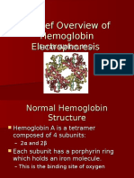 Hemoglobinopathy Sarah Walter