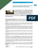 Debate Sobre El Estado de Aviación en España