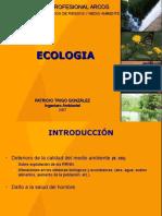 Presen EcologiaI