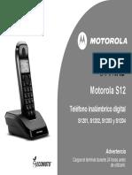 Motorola Startac s12 Manual