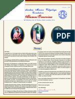 Vidyalaya Alumni Newsletter - Jan-Dec 2008 Issue