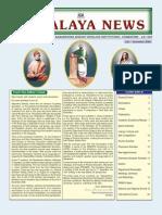 Vidyalaya Alumni Newsletter - Jul-Dec 2006 Issue