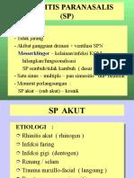 Sinusitis Paranasalis (Prof. Dr. Dr. Sutji Pratiwi Rahardjo, Sp.tht-KL(K))
