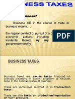 Donors And vat