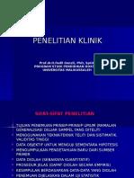 Blok8pspd Jenis-jenis Penelitian Klinik