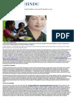 Chennai Floods and Impact on TN Politics_ Public Policy, Private Gain - The Hindu