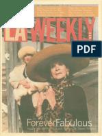 LA Weekly Royce & Marilyn