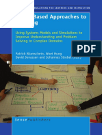 2009 Model-based Approaches to Learning