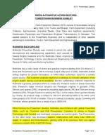 Mahindra AFS Powertrain Business
