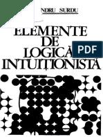Alexandru Surdu - Elemente de logica intuitionista.pdf