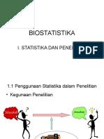Bab 1 Statistika Dan Penelitian