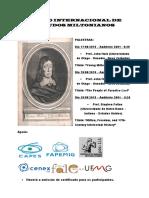 Ciclo Internacional de Estudos Miltonianos