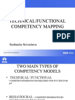 Functional Skill Mapping 141