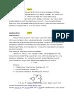 Praktikum Hukum Ohm & Hukum Kirchoff