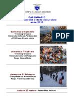 Programma Cai 2015