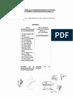 Acta 5 Comisión Negociadora