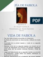 biografía de fabiola