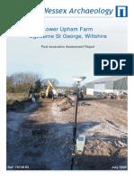 Lower Upham Farm, Ogbourne St George, Wiltshire
