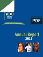 """דו""""ח עמותת """"ידיד"""" לשנת 2011"""