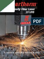 HyIntensity Fiber Laser