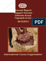 Annual Report 2012 2013 English French Spanish Russian