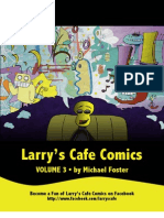 Larry's Cafe Comics Volume 3