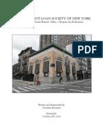 Provident Loan Society Houston St RFE