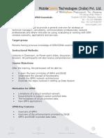 GPRS Essentials