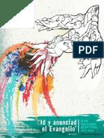 Plan Diocesano de Pastoral 2015-2020 de Zaragoza