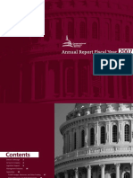 Congressional Research Service Modified Annual Report FY2007