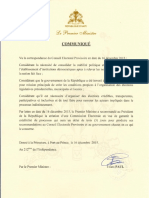 Lettre Recommandation Evens Paul a Martelly