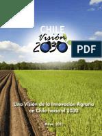 Visión Innovación Agraria Chile